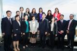Meeting with CCOIC Banking Delegation April 2014